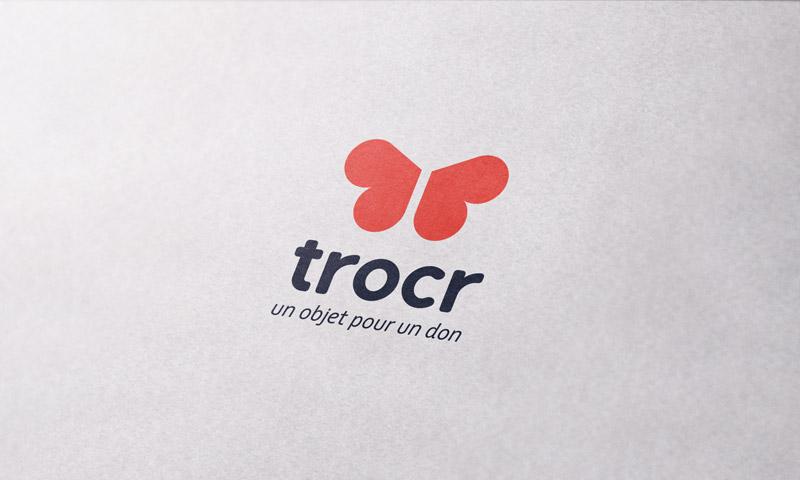 Logo de l'application mobile Trocr