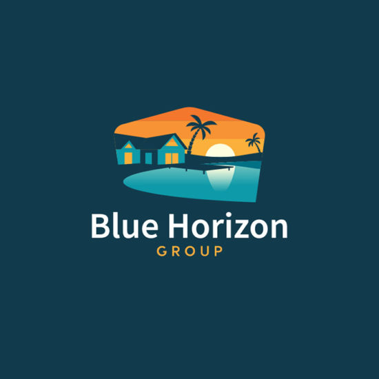 Logo de l'agence Blue Horizon Group